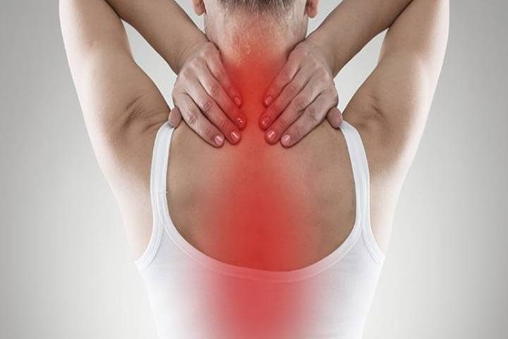 Middle & Upper Back Pain